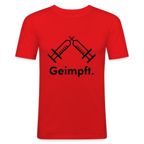 injection02 - Männer Slim Fit T-Shirt