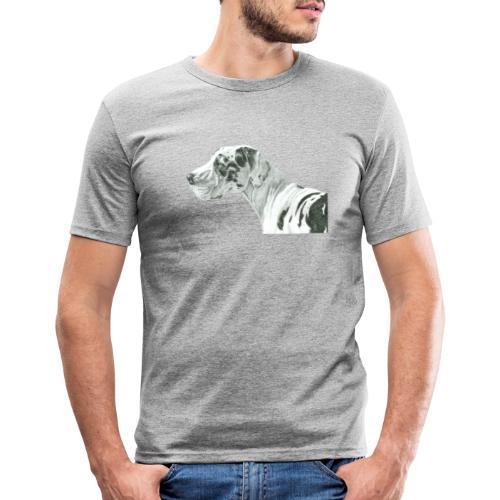 grand danios harlequin - Herre Slim Fit T-Shirt