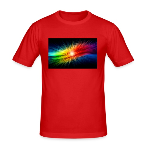 mooi - Mannen slim fit T-shirt