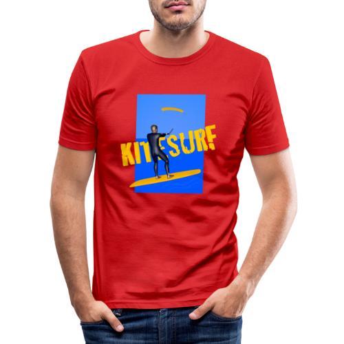 KITESURF HOMME - T-shirt près du corps Homme