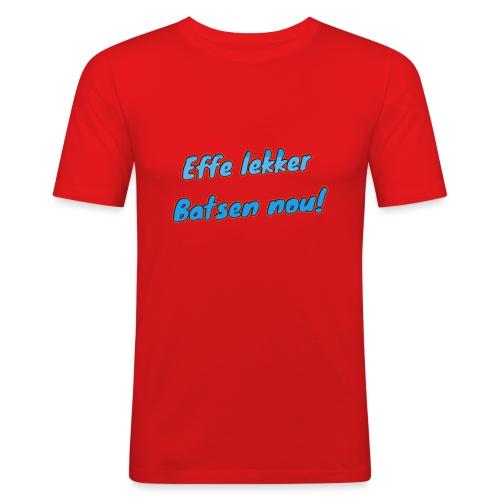 Zeebats 2 - Mannen slim fit T-shirt