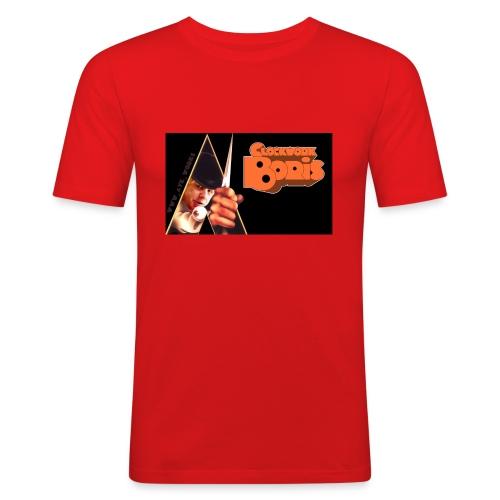 Clockwork Boris - Men's Slim Fit T-Shirt