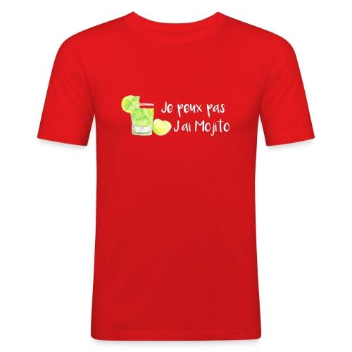 mojito - T-shirt près du corps Homme