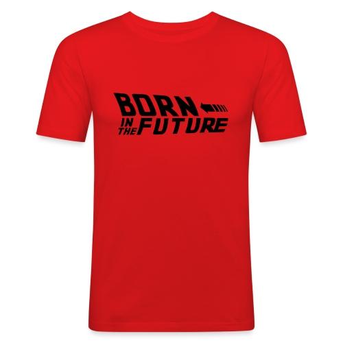 Born in the Future - Maglietta aderente da uomo