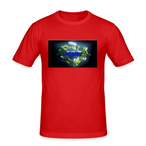 T-shirt SBM games - slim fit T-shirt
