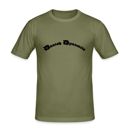 Danish Dynamite - Herre Slim Fit T-Shirt