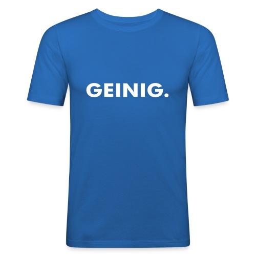 GEINIG. - Mannen slim fit T-shirt