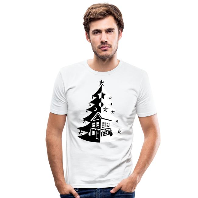 MR Spreadshirt Tree House