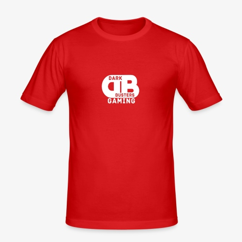 Dark Busters Gaming Hell - Männer Slim Fit T-Shirt