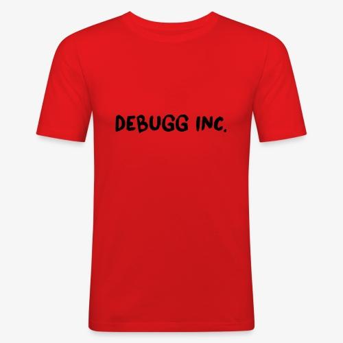 Debugg INC. Brush Edition - Men's Slim Fit T-Shirt