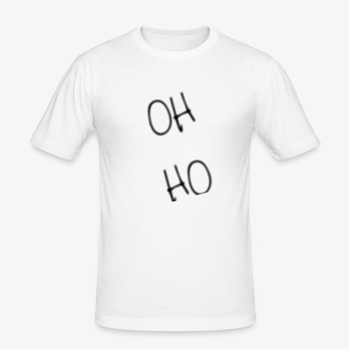 OH HO - Men's Slim Fit T-Shirt