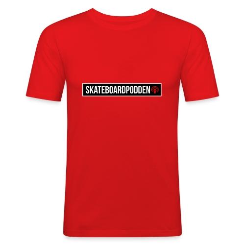 Logo - Slim Fit T-shirt herr