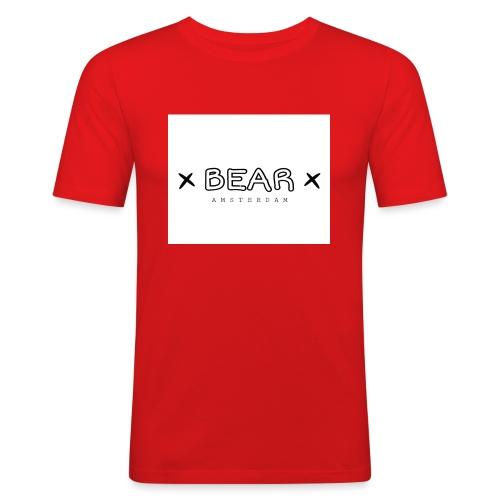 merk BEAR - Mannen slim fit T-shirt