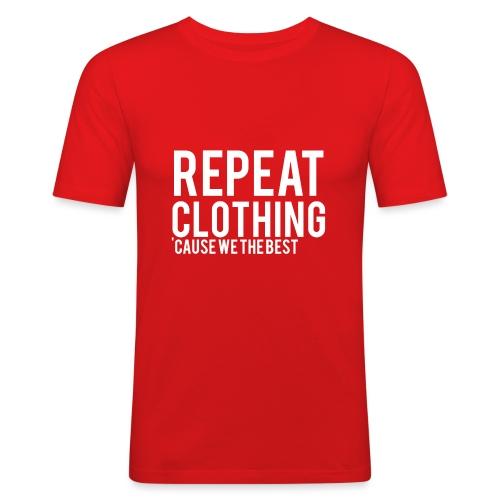Repeat Clothing - Men's Slim Fit T-Shirt