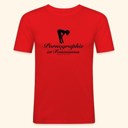 Feminismus - Männer Slim Fit T-Shirt