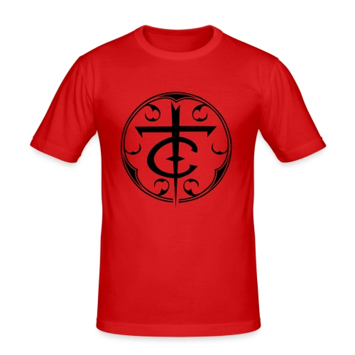 signettribal - Men's Slim Fit T-Shirt