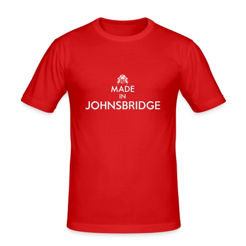 Made in Johnsbridge - Men's Slim Fit T-Shirt