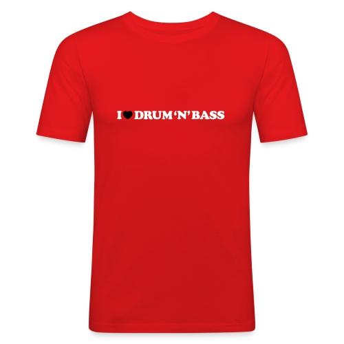 ilovednb - Men's Slim Fit T-Shirt