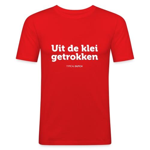 UIT DE KLEI GETROKKEN - slim fit T-shirt