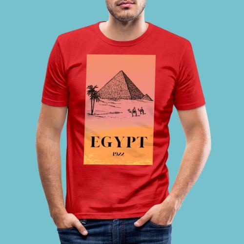 Egypt - Men's Slim Fit T-Shirt