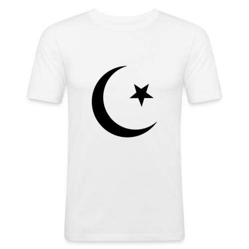 islam-logo - Men's Slim Fit T-Shirt