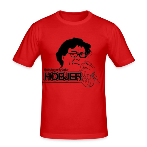 Hobjer - Slim Fit T-shirt herr