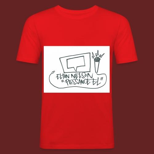 image 0002DC6 - T-shirt près du corps Homme