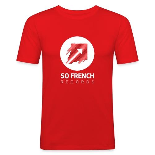 Logo tshirt png - T-shirt près du corps Homme