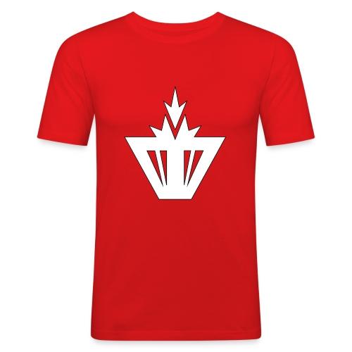Moio Squad Design 4 - Männer Slim Fit T-Shirt