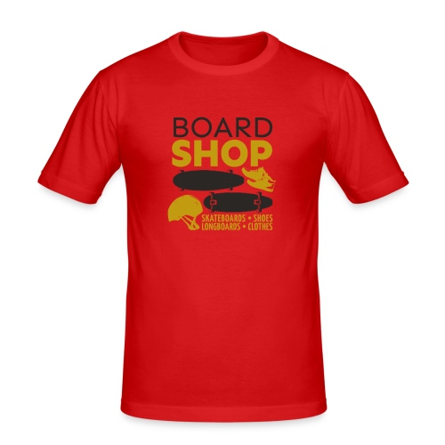 Boardshop - Men's Slim Fit T-Shirt