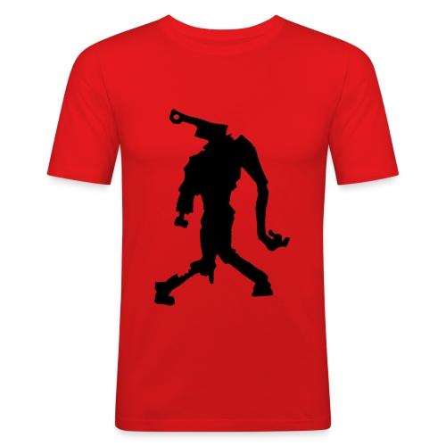 zombie 1 big - T-shirt près du corps Homme