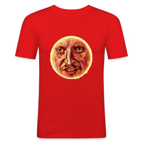 Ginger Sun - Men's Slim Fit T-Shirt