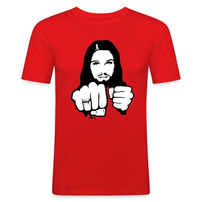 Jesus beats you