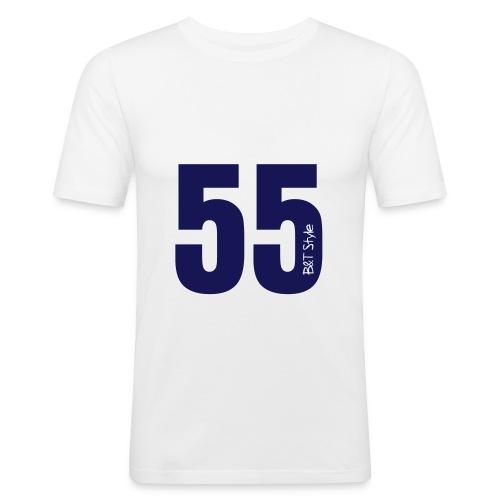 Bulldozer 55 - Men's Slim Fit T-Shirt