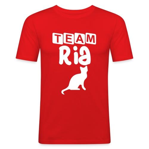 Team Ria - Men's Slim Fit T-Shirt