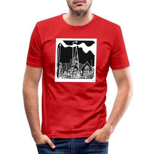 Church iconic - Men's Slim Fit T-Shirt