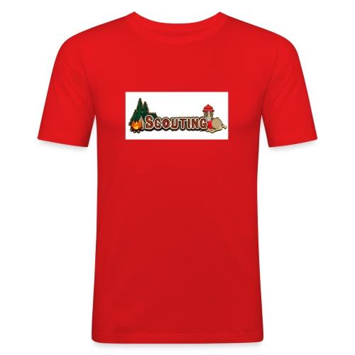 IMG 0590 - Mannen slim fit T-shirt