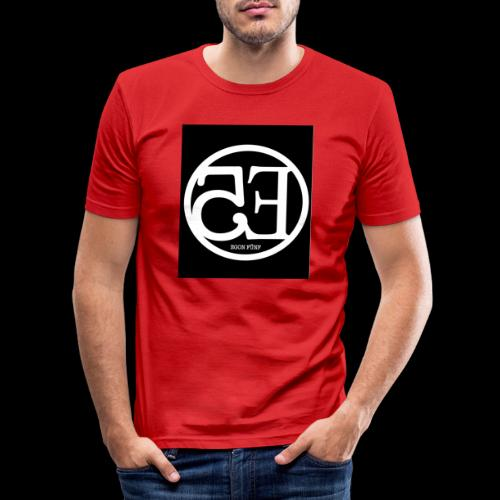 Egon2 - Slim Fit T-shirt herr