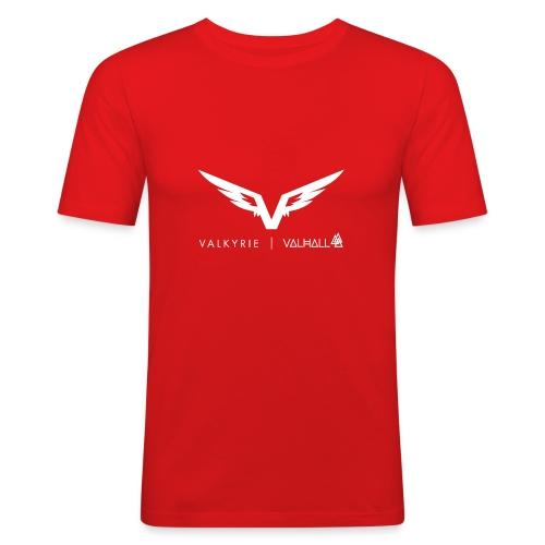 valkyriewhite - Men's Slim Fit T-Shirt