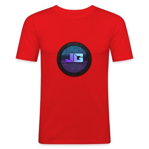 Trui met logo - slim fit T-shirt