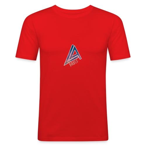 La Dries - Mannen slim fit T-shirt