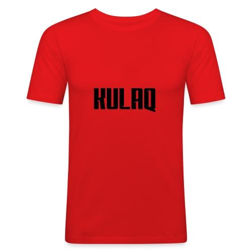 KULAQ - Obcisła koszulka męska