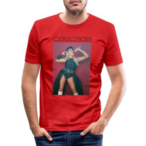 cascada 2021 MIC - Men's Slim Fit T-Shirt