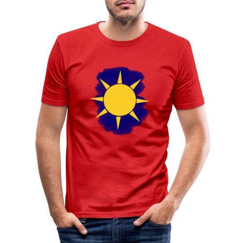 Sun - Camiseta ajustada hombre
