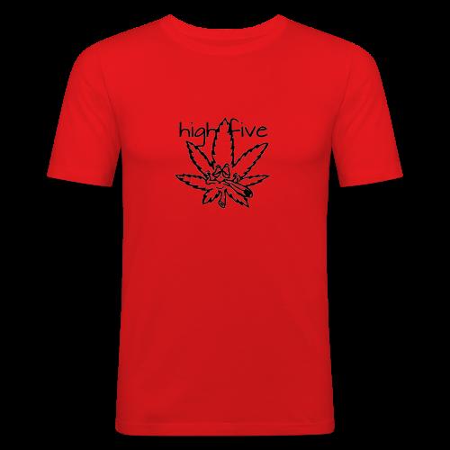 HighFive - slim fit T-shirt