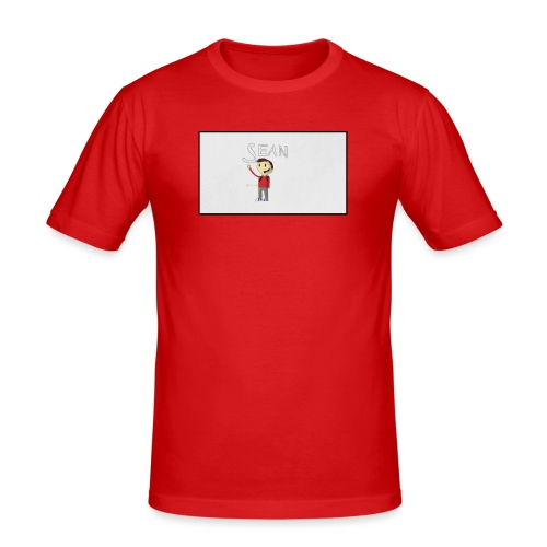 received_552517744928329 - Men's Slim Fit T-Shirt