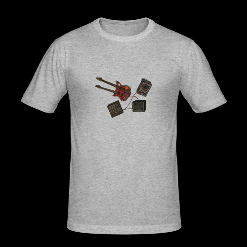 Music - Men's Slim Fit T-Shirt