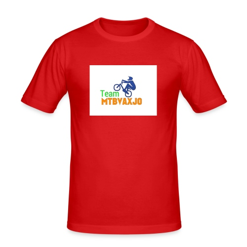 mtbvaxjo - Slim Fit T-shirt herr