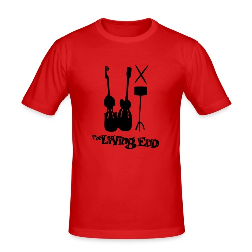 tlefinal2combi - Männer Slim Fit T-Shirt
