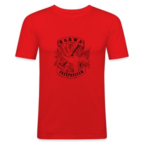 I'm sorry - Men's Slim Fit T-Shirt
